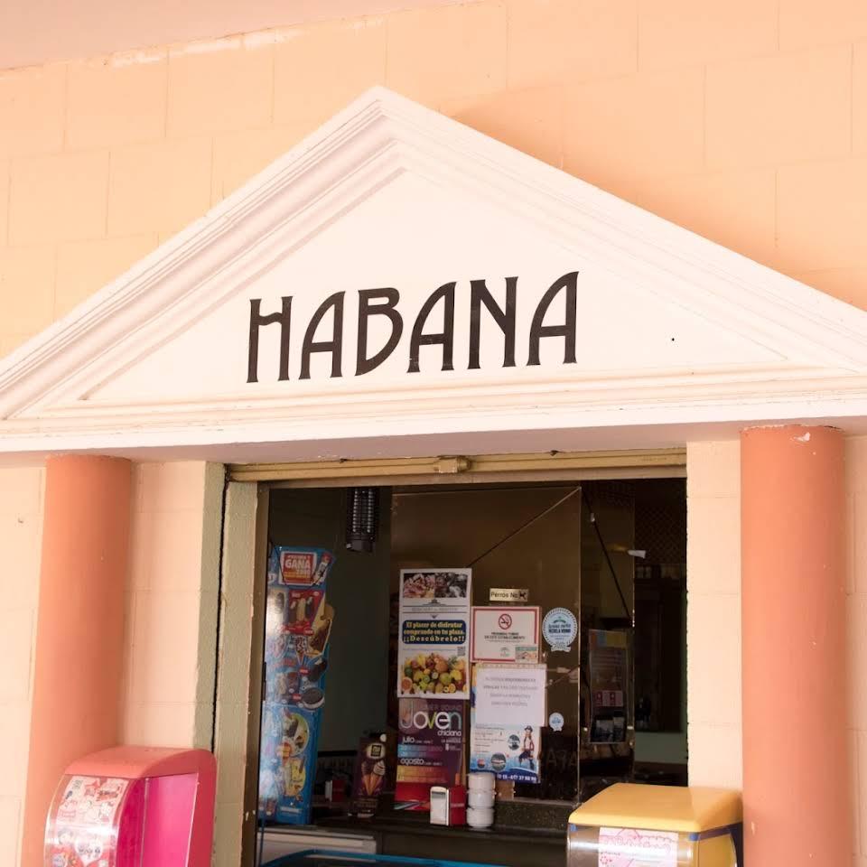 RESTAURANTE HABANA